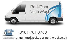 stockport, altrincham and sale rockdoor fitter